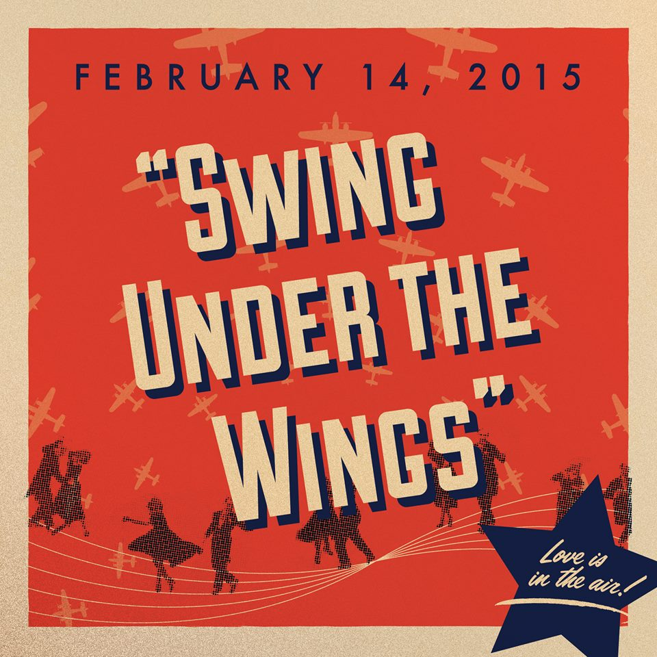 Swing Under the Wings - February 14, 2015
