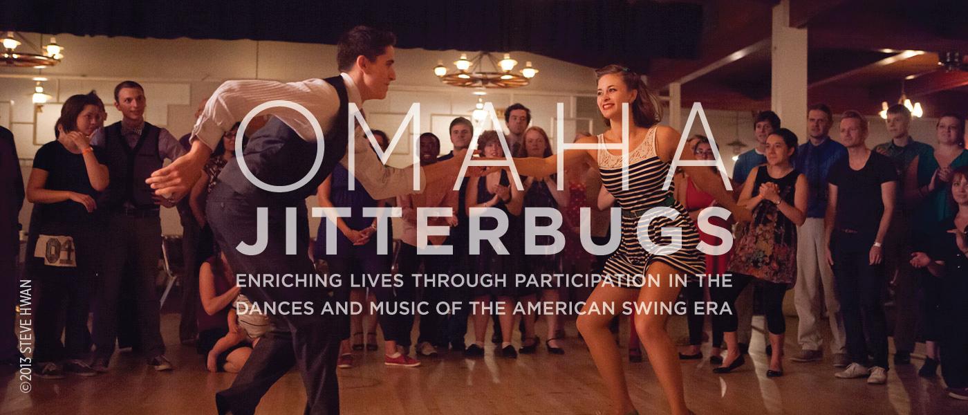 Omaha Jitterbugs – vintage jazz & swing dancing for all in Omaha, NE