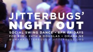 Omaha Ne 68102 United States Google Map Jitterbugs Night Out Is Social Swing Dancing Every Friday For 17 Years No Partner Needed